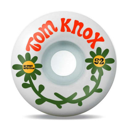 SML Wheels - 52mm (99a) Tom Knox The Love Series V-Cut Wheels
