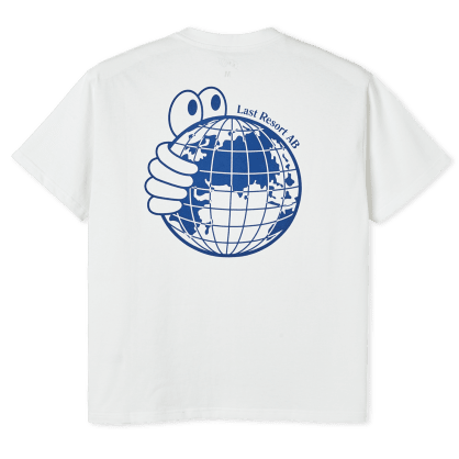 Last Resort AB World T-Shirt - White