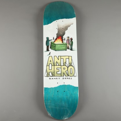 "Anti Hero 'Beres Expressions' 8.75"" Deck (Blue Woodstain)"