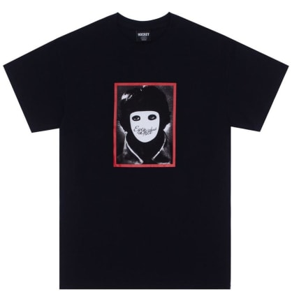 Hockey No Face T-Shirt - Black