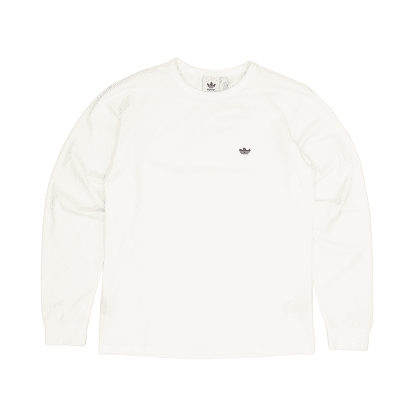 Adidas Mini Shmoo Longsleeved T-Shirt - Off White/Mineral