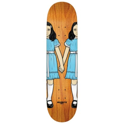 REAL Busenitz Forever and Ever Deck 8.38