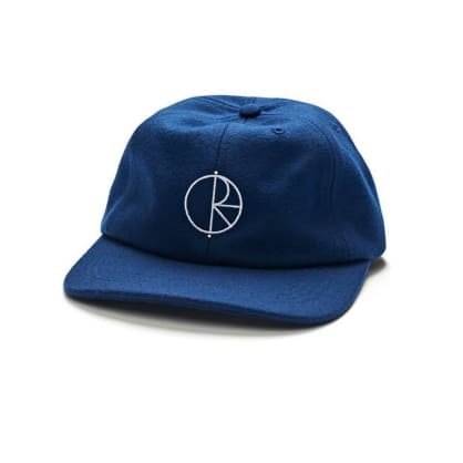 POLAR WOOL HAT - NAVY