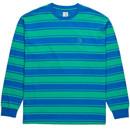 Polar Tilda Long Sleeve T-Shirt - Blue / Mint