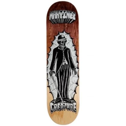 Creature Martinez The Immigrant VX Skateboard Deck - 8.25""