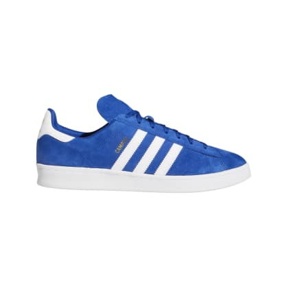 Adidas Campus ADV - Collegiate royal/Cloud white/Gold metallic