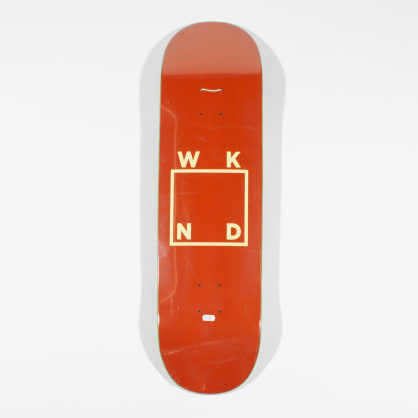 """WKND Logo Deck - 8.5"""""""
