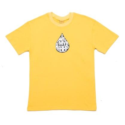 Carpet Company Miss My Habibi's T-Shirt - Yellow