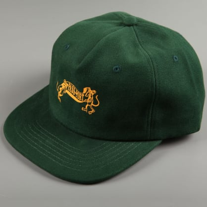 PassPort 'Missing Tilde' 5 Panel Cap (Green)