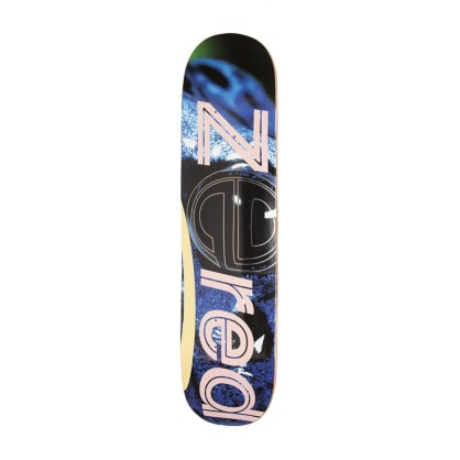 Alltimers Rep Eye Zered Skateboard Deck - 8.25""