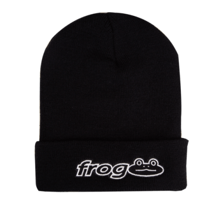 Frog Skateboards Works Beanie - Black