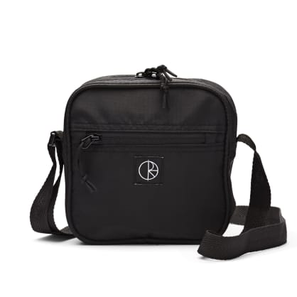 Polar Skate Co. Ripstop Dealer Bag - Black