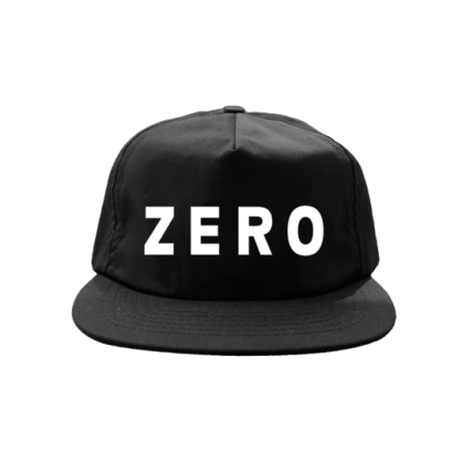 Zero Amy Hat- (Black)
