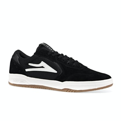 LAKAI ATLANTIC - BLACK WHITE