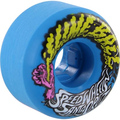 Santa Cruz Slime Balls Mini Vomits Wheels 53mm - Blue