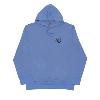 Wayward Skateboards - OPIUM FLASHBACK HOODED SWEATSHIRT CORNFLOWER