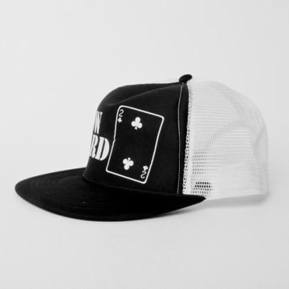 Lowcard Mesh Black/White