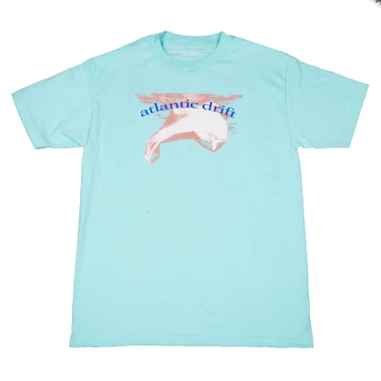 Atlantic Drift Save The Bags T-Shirt - Mint
