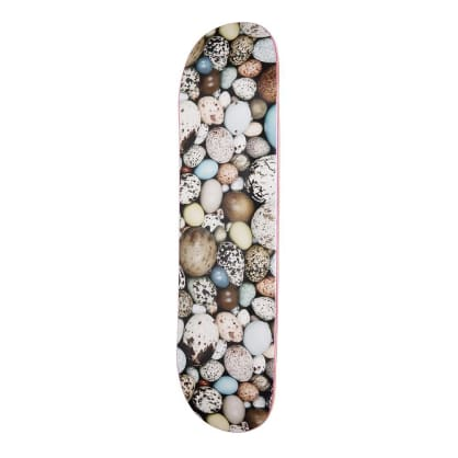 Alltimers Eggs Skateboard Deck - 8""