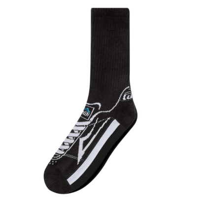 Lakai Manchester Crew Sock Black 8-12UK