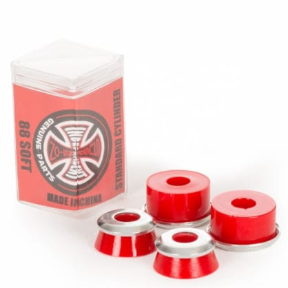 Indy Bushings Standard Conical Soft 88a (Red)