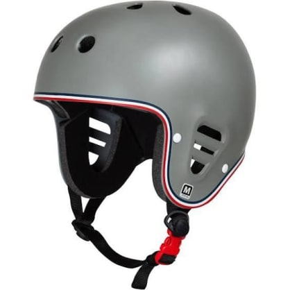 Pro-Tec Full Cut Helmet (Matt Grey)