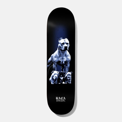 Baker Skateboards Baca Pups Skateboard Deck - 8.475""