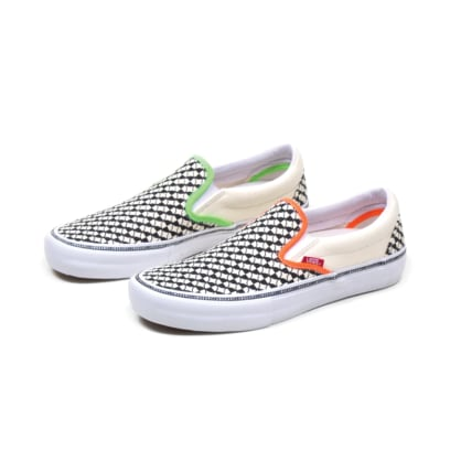 Vans X Clubgear Slip On Pro Skate Shoe