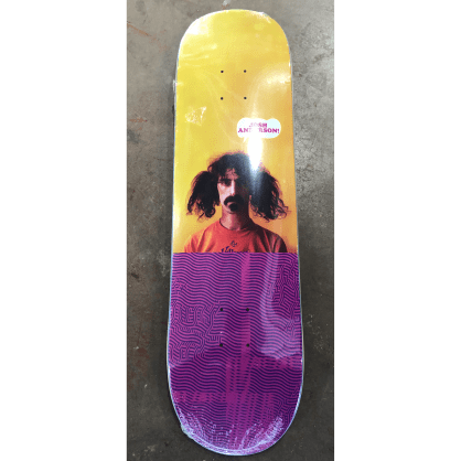 The KIlling Floor Josh Anderson Skateboard Deck