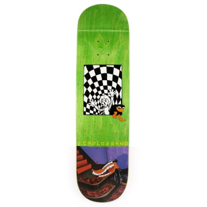 WKND Jordan Taylor Welcome to Earth Skateboard Deck - 8.25""