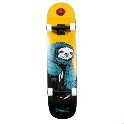 Welcome Skateboards Complete Sloth - 7.75