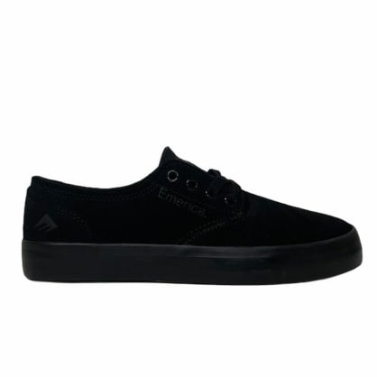 Emerica YOUTH The Romero Laced Black Black Gum