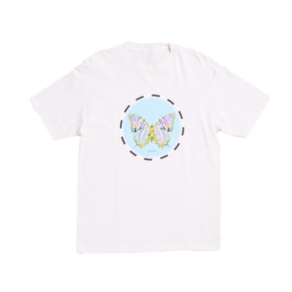 Quasi Moth T-Shirt - Cream