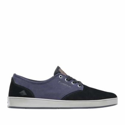 Emerica Romero Laced Skate Shoes - Black / Navy