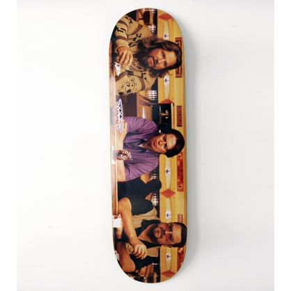 Skateboard Cafe Bowling Skateboard Deck - 8.25""