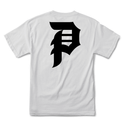 PRIMITIVE Dirty P Core Tee White