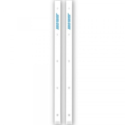 Santa Cruz Cell Block Slimeline Rails - White