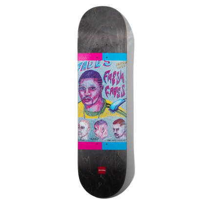 Chocolate Skateboards Cut Series Deck Tershy
