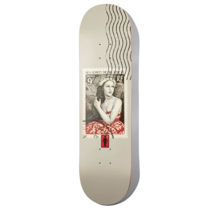 "Girl Skateboards - Neils Bennett Postal Deck 8.25"" Wide"