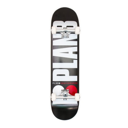 Plan B Team OG Complete Skateboard - 7.75""