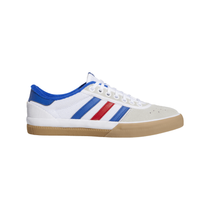 adidas Lucas Premiere Skate Shoes - FTWR White / Collegiate Royal / Crystal White