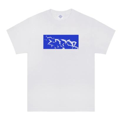 The National Skateboard Co. Sprinter T-Shirt - White