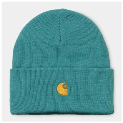 Carhartt WIP - Chase Beanie - Frosted Turquoise