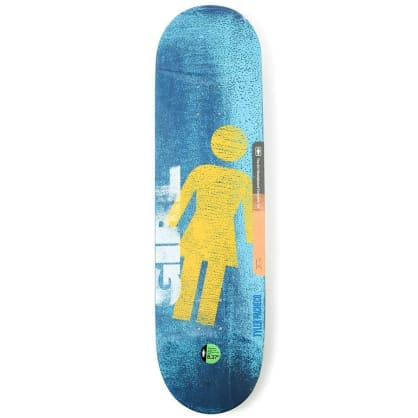 Girl - Pacheco Roller OG Series Deck 8.37""