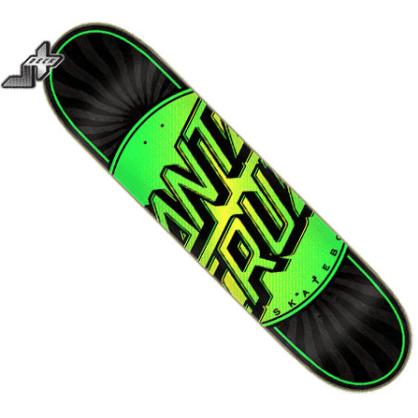 Santa Cruz Skateboards - Santa Cruz Total Dot VX Deck 7.75