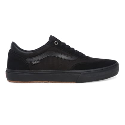 Vans Gilbert Crockett Pro 2 Skateboard Shoes - Blackout