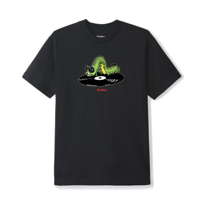 Butter Goods Selector T-Shirt - Black