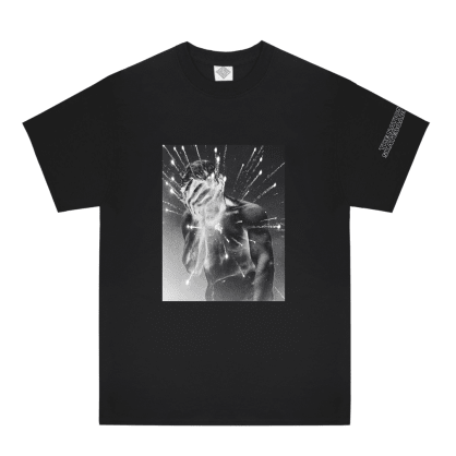 The National Skateboard Co - Cain SS T-Shirt - Black