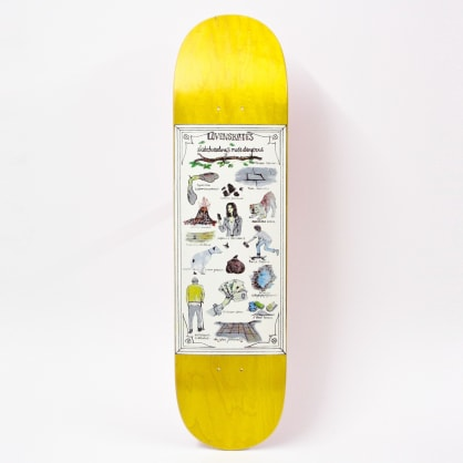 Lovenskate Most Dangerous Deck (Various Sizes)