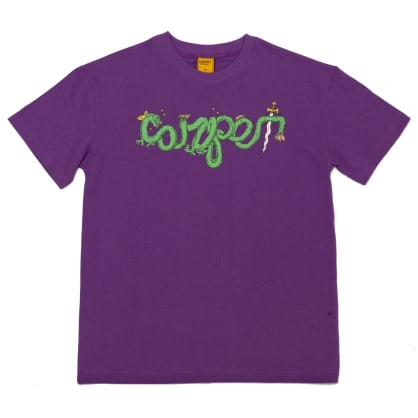 Carpet Company Dragon Tee Purple